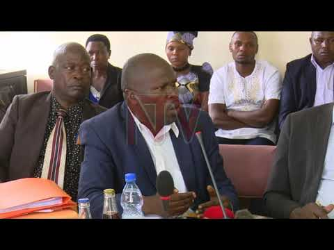 MPs hold a second day of hearings with Buhweju evicted miners