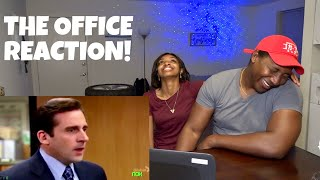 THE OFFICE IS CRAZY // 30 Hilarious Michael Scott Quotes - The Office //  Reaction!