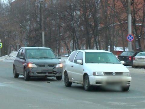 Пензенским водителям разъяснили, при каких ДТП можно не вызывать ГИБДД