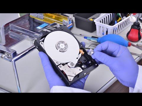 Стрим: Восстановление данных с жеского диска, Разбираемся