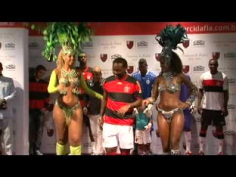 Presentación Flamengo