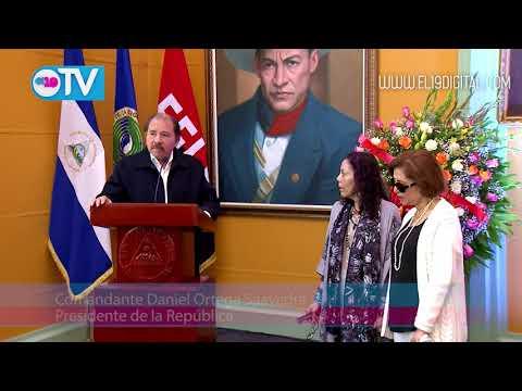 Gobierno de Nicaragua rinde homenaje póstumo al doctor Silvio Conrado