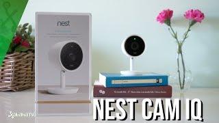Nest Cam IQ, análisis