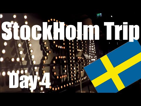 StockHolm Trip 2019 - 4th Day - 1.7.2019