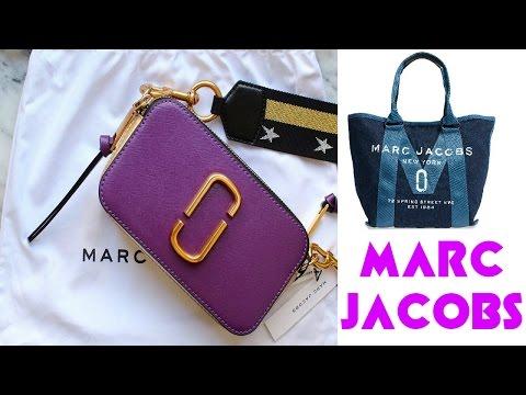 Marc Jacobs Handbags Collection 2017