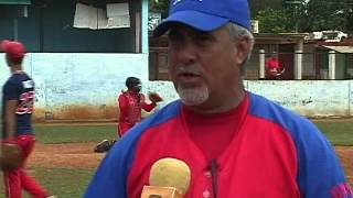 preview picture of video 'Comenzó entrenamiento equipo de béisbol primera categoría en Quivicán'