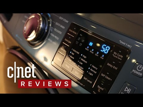 Samsung WF45M5500AZ washing machine review