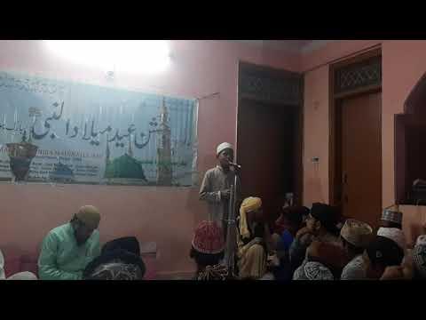 Little boy Eid miladunnabi speech  Altamash raza