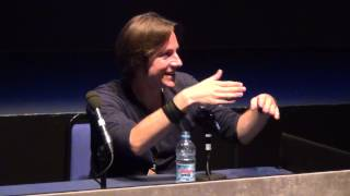 Ayacon 2013 - Voice-over For Video Games with Matt Mercer