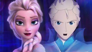 ❄Frozen:Let it go   Принц и Принцесса Зимы