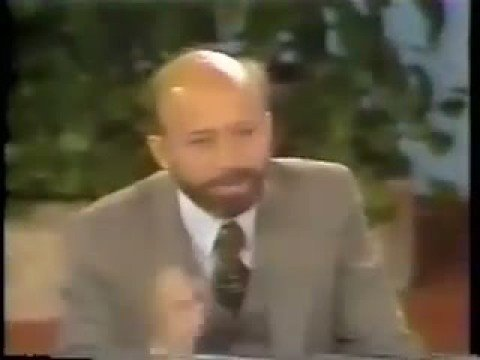 1981 Donahue Show Interviews Dr. Silber (3 of 4)