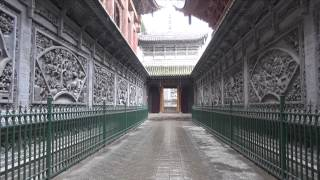preview picture of video 'The mosque of Linxia / La grande mosquée de Linxia (Gansu - China)'