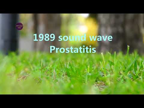Krónikus prosztatitis A koncepció problémái