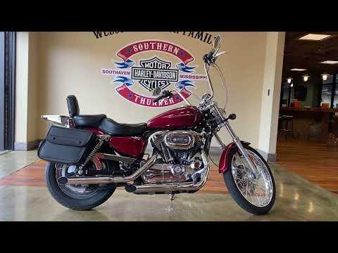2005 Harley-Davidson Sportster 1200 Custom