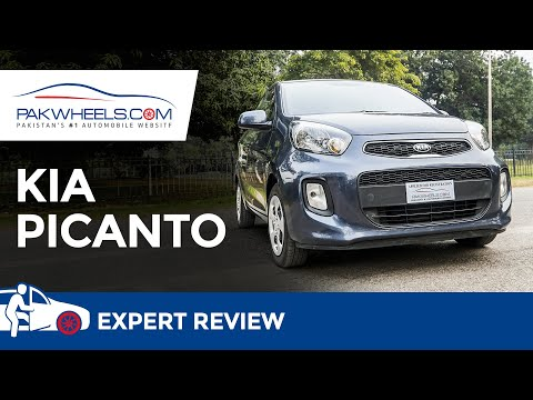 KIA Picanto Expert Review: Price, Specs & Features | PakWheels