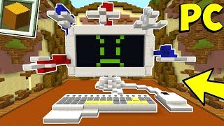 IL COMPUTER EPICO - Build Battle Minecraft ITA