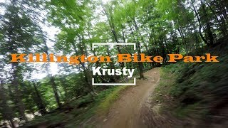 Krusty trail - Killington Bike Park Vermont