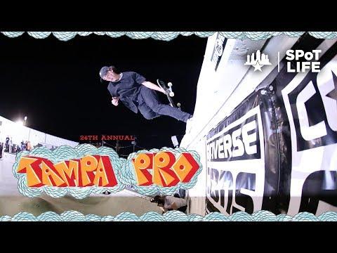 Tampa Pro 2018: Converse Concrete Jam - SPoT Life