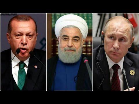 Στο Ιράν Πούτιν και Ερντογάν για το Συριακό