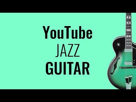 YouTube Jazz Guitar - Play Jazz Guitar with computer keyboard