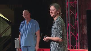 Can snakes really save more lives than they take?  | Kristen Wiley & James Harrison | TEDxCorbin
