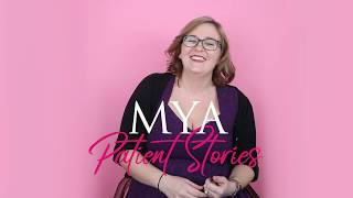 MYA Patient Stories | Aston | Did you experience dropping and fluffing?