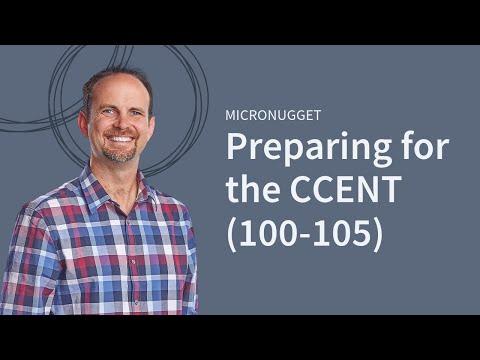 Cisco CCENT/CCNA ICND1 100-105 - YouTube
