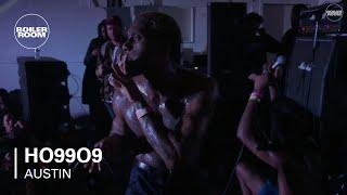 Ho99o9 (Horror) Boiler Room Austin Live Set