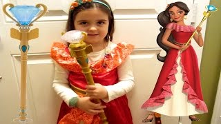 Elena Of Avalor Scepter Opening - SkylarsClub - Toys & Fun