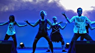 Vampire Dance Choreography | Stage & the City