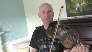 Sound effects on the fiddle - Ryan Shupe
