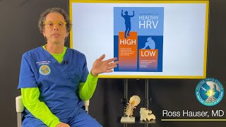Heart rate variability (HRV) monitoring for chronic health conditions and cervical instability cases