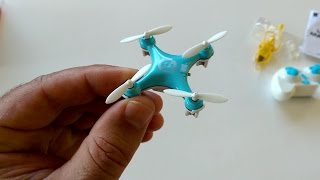 Worlds Smallest NANO Drone: Cheerson CX-10 Review - [Setup, Flight Test, Pros & Cons]