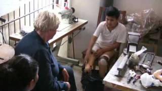 preview picture of video 'Liliane Fonds - Erica in Bolivia'