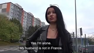 FAKE STORY EP4 | Public Agent Help married women and .. see what happens