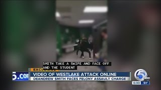 VIDEO: Cell phone video appears to show fight leading up to assault at Westlake High School