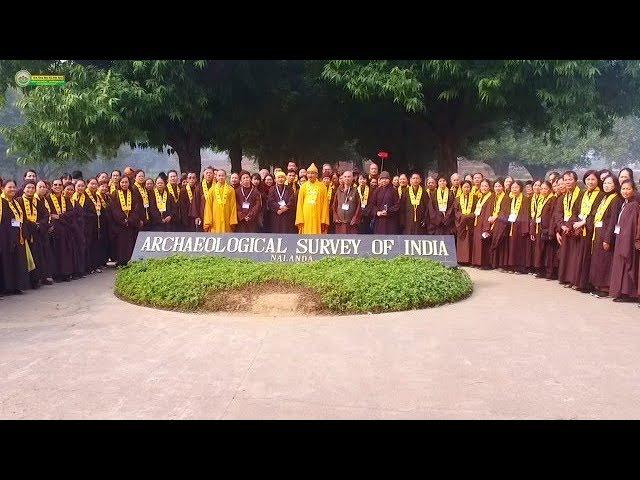Số 4 Thuyết Pháp Tại NaLanDa Ngôi trường ĐH đầu tiên trên thế giới Hành Trình Theo Dấu Chân Phật ...