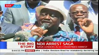 David Ndii's arrest saga : Lawyer, Muthomi Thiankolu on The Big story