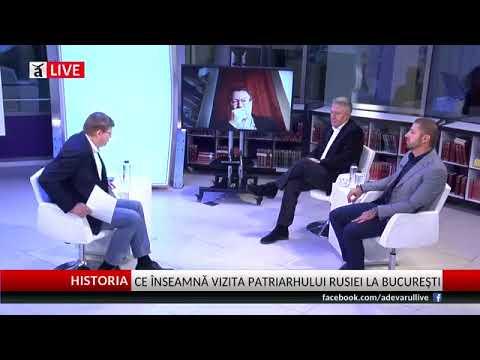 Ce inseamna vizita Patriarhului Rusiei la Bucuresti
