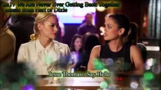Jesse Thomas - Say Hello
