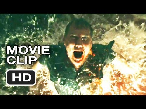Bait Movie CLIP - There's Something In The Water (2012) - Shark Movie HD Mp3