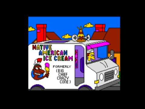 Virtual Bart Genesis Review/Walkthrough