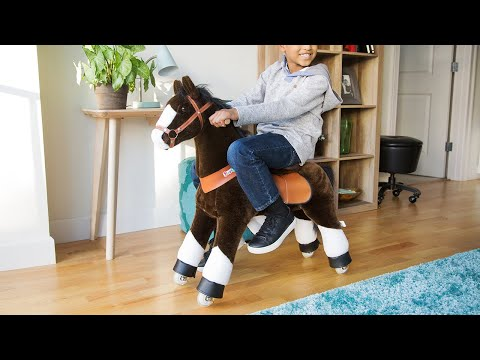 Ponycycle | Ride-On Plush Animals