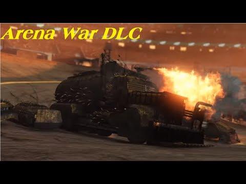 GTAO Arena War DLC: Barracks Semi - смотреть онлайн на Hah Life