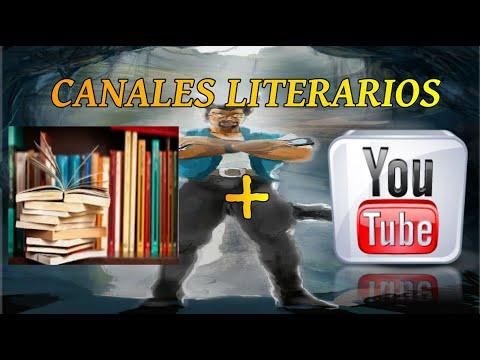 Canales de youtube literarios #YoMeQuedoEnCasa - YouTube