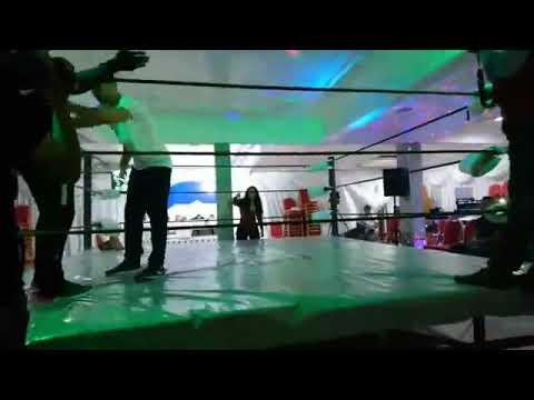Omar the Moroccan Lion vs Ivan Markov ( AWO MOROCCO ) 15/07/2018