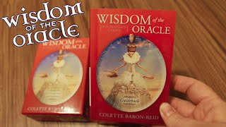 Wisdom Of The Oracle Deck By Colette Baron-Reid