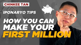 Iponaryo Tips: How you can make your First MILLION