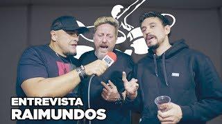 Raimundos   Entrevista João Rock 2019