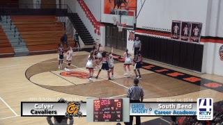 Culver Girls Varsity Basketball vs South Bend Career Academy